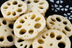 Lotus root Royalty Free Stock Photos
