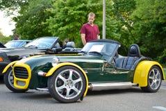 1964 Lotus 7 S2 Royalty-vrije Stock Afbeeldingen