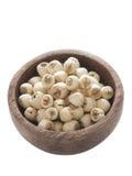 Lotus seeds Stock Image