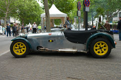 Lotus Seven 7F 1959 Royalty Free Stock Photography