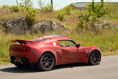 Lotus Sports Car Royalty Free Stock Photography