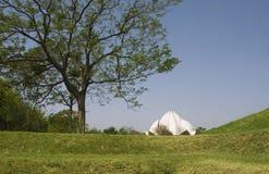Lotus Temple. In New Delhi, India Royalty Free Stock Photos