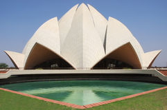 Lotus Temple Stock Images