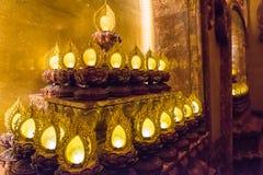 The lotus throne Stock Photo