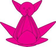 Lotus Vinayagar stock illustrationer