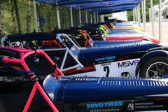 Lotus & x22; Seven& super x22; Foto de Stock Royalty Free