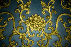 lotusblommamodell Royaltyfri Bild