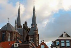 Louça de Delft Imagens de Stock