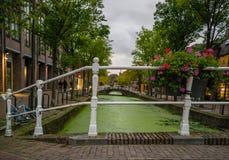 Louça de Delft - Holanda Foto de Stock Royalty Free