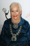 Lou Anna Graham przyjeżdża przy akademią Telewizyjna sztuk & nauk hall of fame 21st Roczna ceremonia Zdjęcie Royalty Free