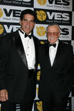 Lou Ferrigno, Stan Lee Stock Image