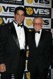 Lou Ferrigno, Stan Lee Stock Image