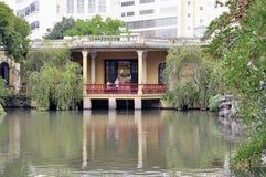 Lou Lim Ieoc Garden Stock Photo