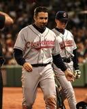 Lou Merloni, Cleveland Indians Stock Photo