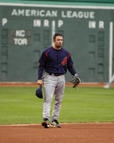 Lou Merloni, les Red Sox de Boston Images stock