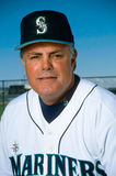 Lou Pinella, Seattle Mariners Royalty Free Stock Photography