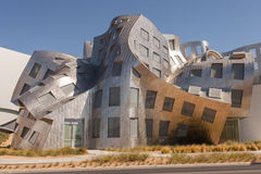 Lou Ruvo Center for Brain Health in Las Vegas Royalty Free Stock Photography