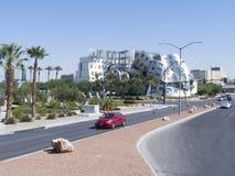 Lou Ruvo Center para Brain Health, Las Vegas, EUA fotografia de stock royalty free