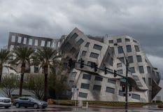 Lou Ruvo Center per Brain Health a Las Vegas Fotografia Stock Libera da Diritti