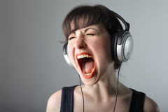 Loud Royalty Free Stock Photo