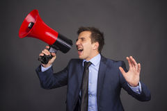 Loud and Clear Stock Photos
