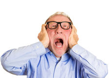 Loud noises Royalty Free Stock Images