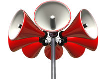 Loud speaker Royalty Free Stock Image