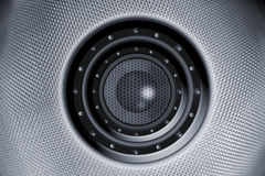 Loud speaker Stock Images