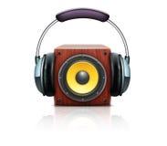 Loud speaker Stock Images