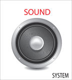 Loud speaker Royalty Free Stock Photo