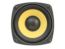 Loudspeaker 03 Royalty Free Stock Photography