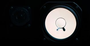 Loudspeaker Royalty Free Stock Images