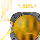 Loudspeaker. Stock Photography