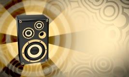 Loudspeaker Royalty Free Stock Image