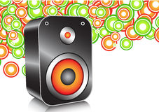 Loudspeaker Royalty Free Stock Photos