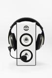Loudspeaker And Headphone Stock Photos