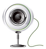 Loudspeaker icon Stock Photography