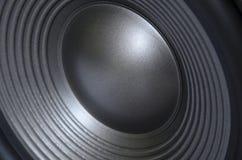 Loudspeaker membrane Royalty Free Stock Image