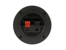 Free Loudspeaker Plug Connector Terminal Stock Photos - 4576143