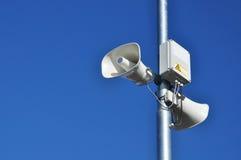 Loudspeaker system Stock Photos