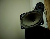 Loudspeaker vintage Stock Images