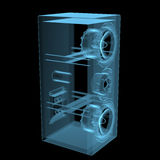 Loudspeaker Royalty Free Stock Photo