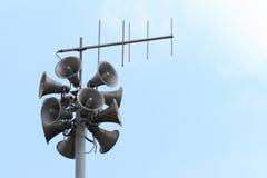 Loudspeakers Stock Photo