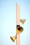 loudspeakers Fotografia de Stock Royalty Free