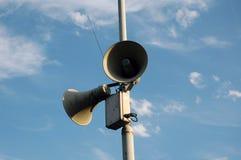 loudspeakers Fotos de Stock