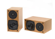 Loudspeakers Stock Images