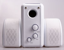 Loudspeakers Royalty Free Stock Photography