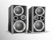 Loudspeakers Royalty Free Stock Photo