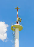 Loudspeakers tower Royalty Free Stock Photos