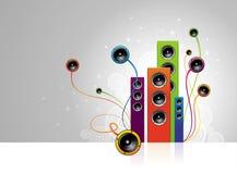 loudspeakersgarden Стоковые Изображения RF